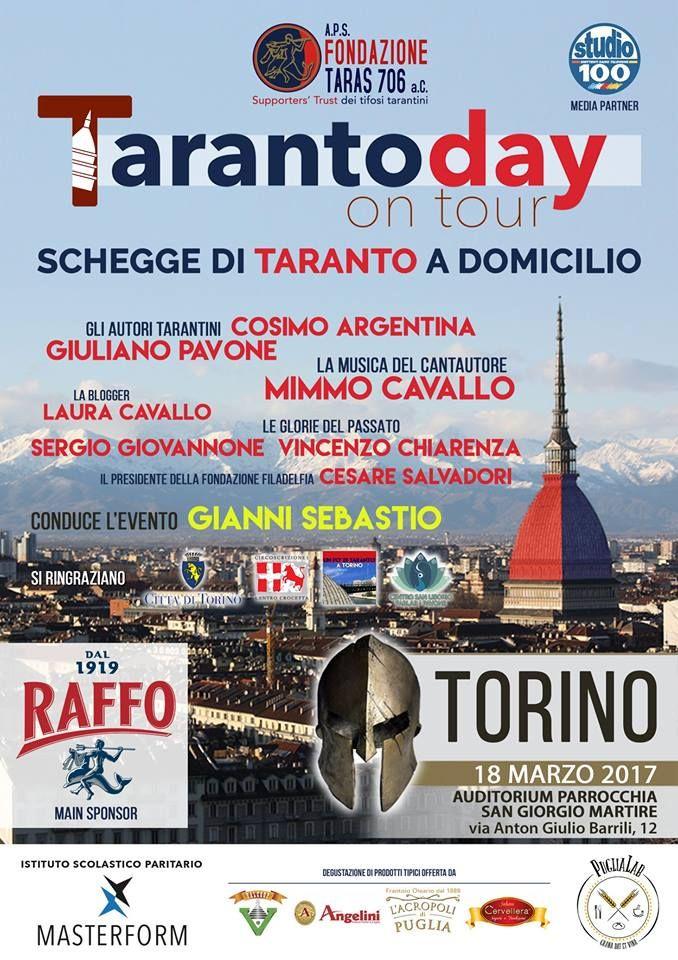 Il video dell'evento di Torino