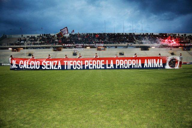 Atletico Roma-Taranto su Alchimie