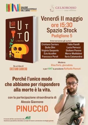 Lutto libero al Salone di Torino