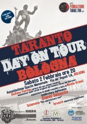 Il Taranto day on tour sul Quotidiano