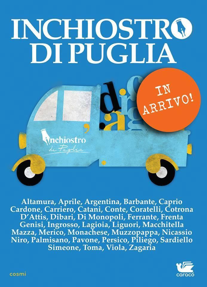 E' in arrivo il libro di Inchiostro di Puglia!