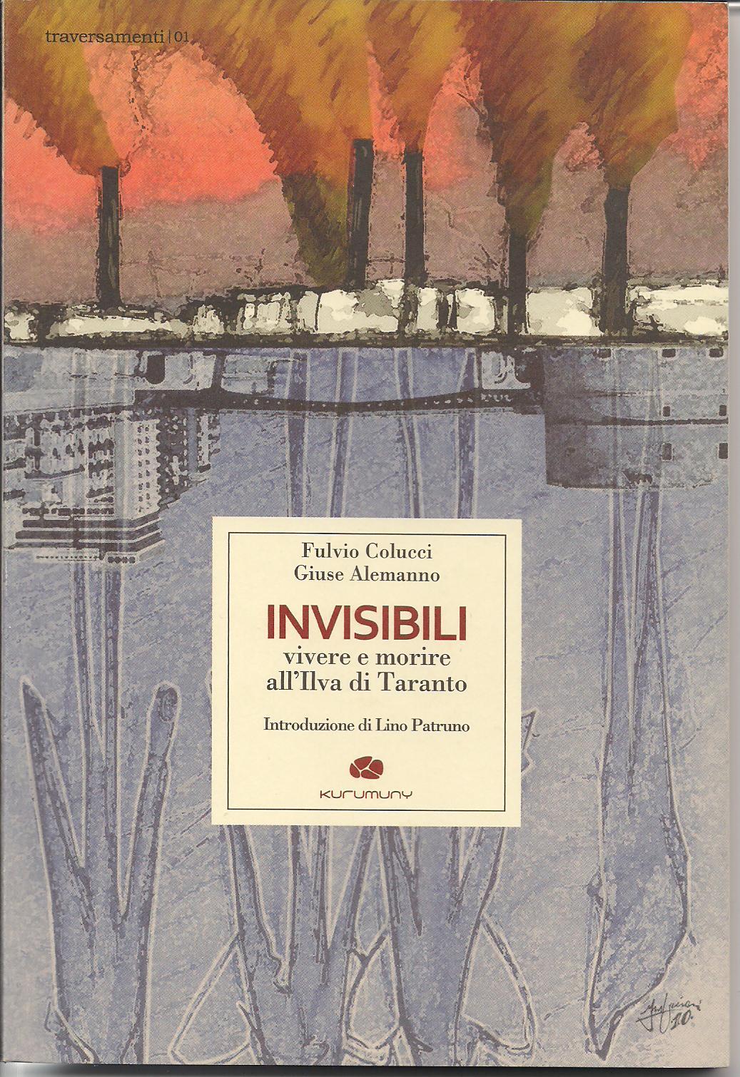 """Giuliano scrive di """"Invisibili"""""""