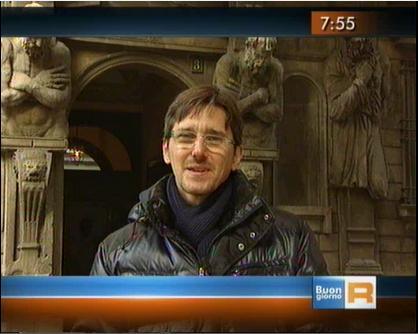 Il video di Rai3 sulla Casa degli Omenoni