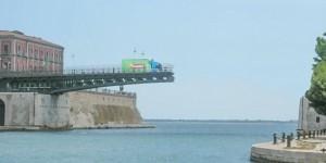 ponte girevole Morandi Massimo Stragapede